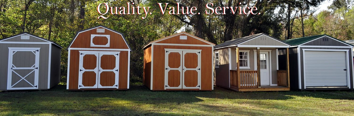 S&S Portable Building & Structures North Florida / South Georgia